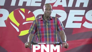 PNM  Public Meeting Marabella - Resurgence of Petrotrin
