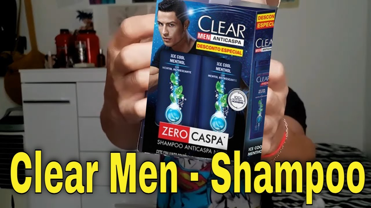 Anticaspa Clear Men X Caspa Youtube Shampoo