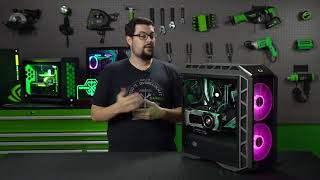GeForce Garage: сборка на базе GeForce GTX 1070 Ti