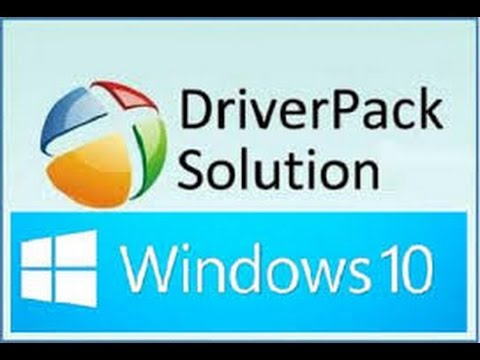 Driverpack Solution| How to install driver windows 10 [By use driverpack solution new 2015]