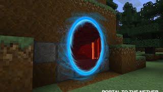 Como fazer todos os portais mais conhecido do minecraft!