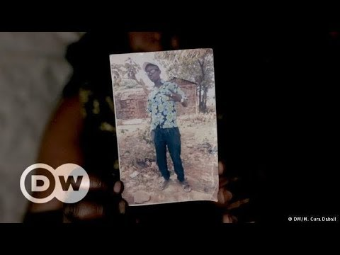 Police brutality in Nairobi's slums | DW Documentary