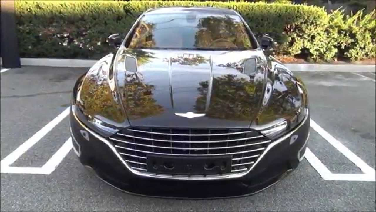 ALL NEW Aston Martin Lagonda Taraf Manhasset Concours - Aston martin lagonda price
