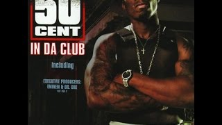 50 cent - In Da Club [Dirty + Lyrics]