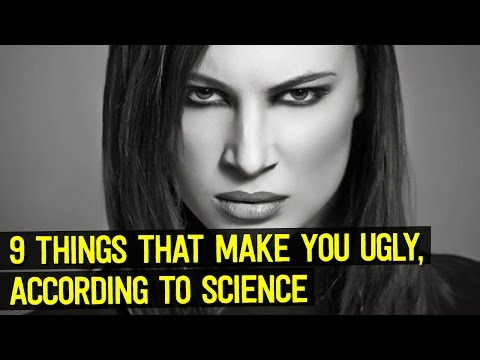 9 Things That Make You Ugly, According To Science