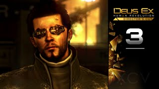 DEUS EX: Human Revolution Gameplay Walkthrough Part 3 · Mission: Sarif