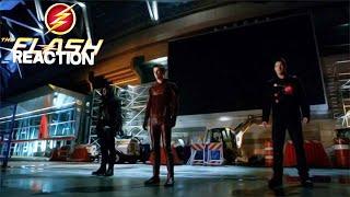 "Reaction | 22 серия 1 сезона ""The Flash/Флэш""  + БОНУС"