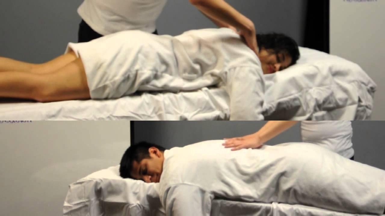 Happy Ending Massage Commercial CMI 100 - YouTube