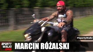 BRYKA WOJOWNIKA: Marcin Różalski (motocykl) trailer