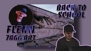 Flenn - 7agg'Art ( ANALYSIS )