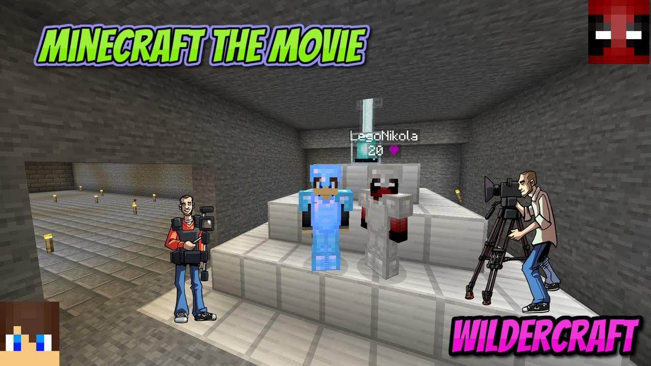 Minecraft The Movie Wilder Craft Survival Server JAVA