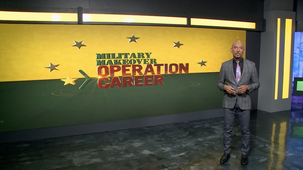 Veterans Making a Difference in the Workforce | Military Makeover: Operation Career