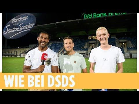 Stadionsprecher-Casting Beim FSV Frankfurt