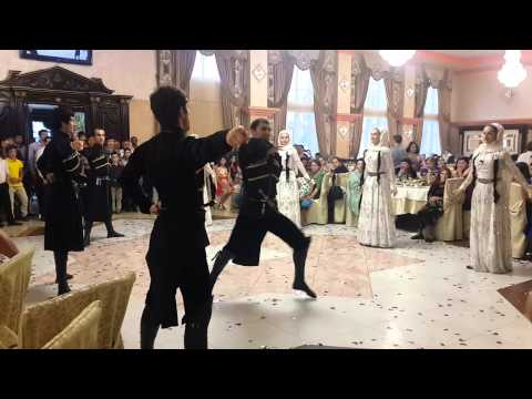 клип Каспийск Барзу . свадьба