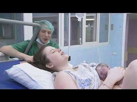 Healthy Quintuplets Born at University of Utah Hospital Newboron Russia Part 3