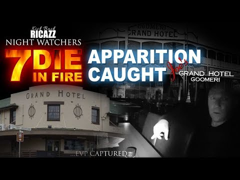7 DIE IN FIRE & APPARITION CAUGHT ON CAMERA - S1 EP3: Night Watchers.