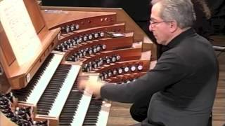 Naji Hakim GERSHWINESCA for organ