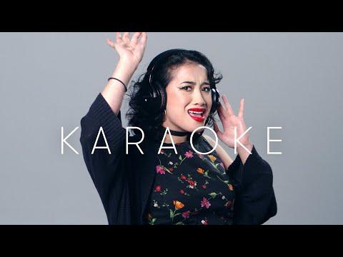 100 People Sing Karaoke 'Last Christmas' | Keep it 100 | Cut