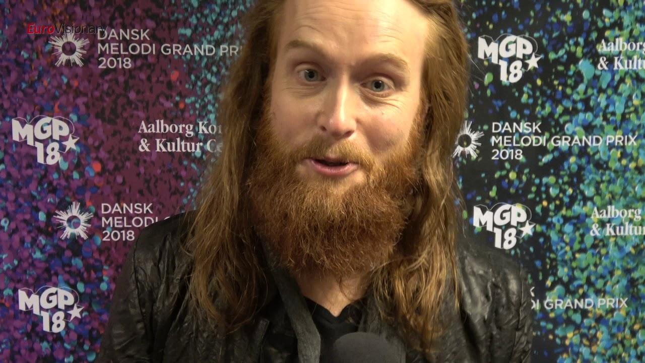 Eurovision  Meet Danish Viking Rasmussen And His Higher Ground