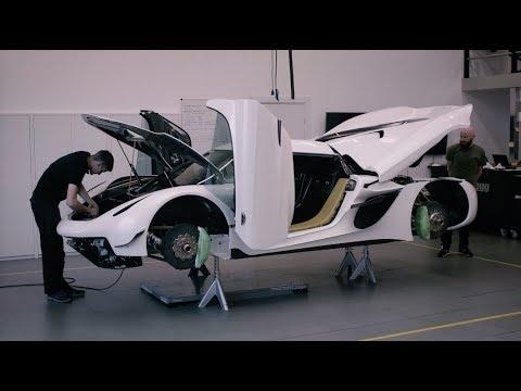 First Look: Koenigsegg Jesko - www.APEX.one