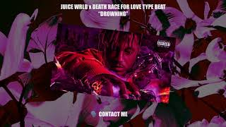 """JUICE WRLD x DEATH RACE FOR LOVE TYPE BEAT """"DROWNING"""" / TYPE BEAT 2019"""