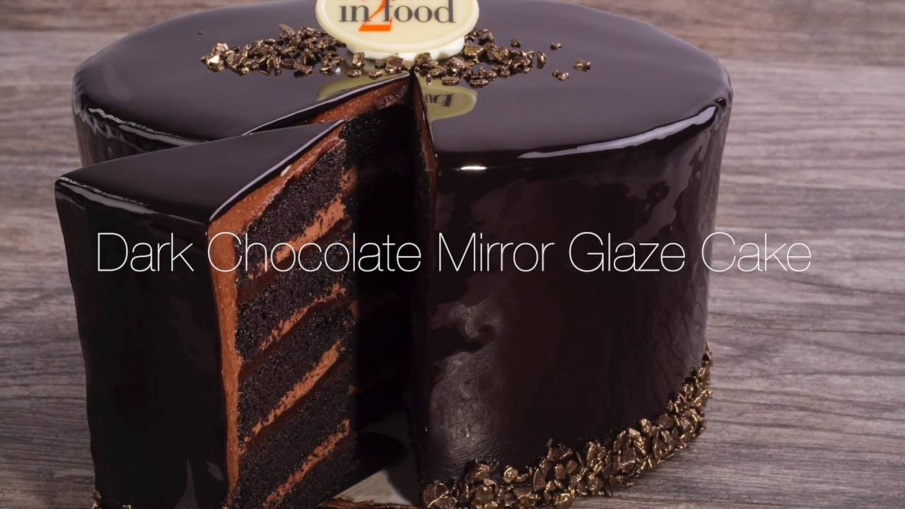 Glace Icing Chocolate