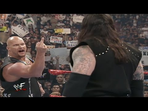 The Undertaker Demands An Apology From Stone Cold Steve Austin! 7/27/1998