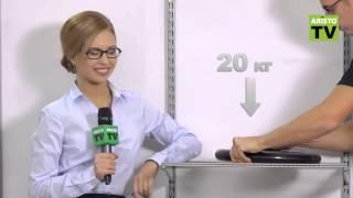 Испытание гардеробной системы ARISTO на прочность(Заказать и приобрести гардеробные и стеллажные системы ARISTO вы можете в наших салонах в г.Калининграде...., 2015-06-05T20:02:08.000Z)