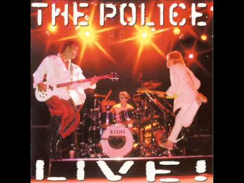 The Police - The Bed's Too Big Without You (Live!)