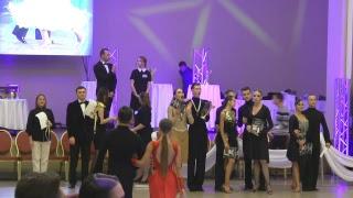 Відкритий Чемпіонат FNDL зі спортивного танцю - День 1
