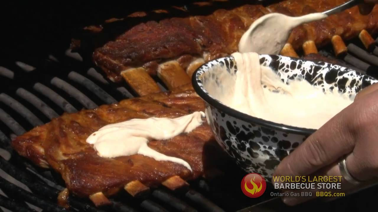 St. Louis Ribs with Apple BBQ Icing - Ted Reader and Ryan Parker