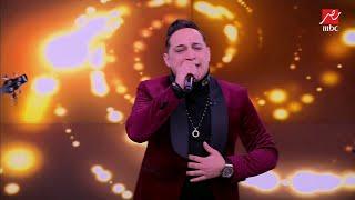"""رضا البحراوي يبدع فى غناء موال """" كل الكلام إتقال """" بطريقة رائعة"""