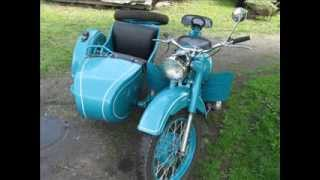 Ural M-63 1969 History of restoration