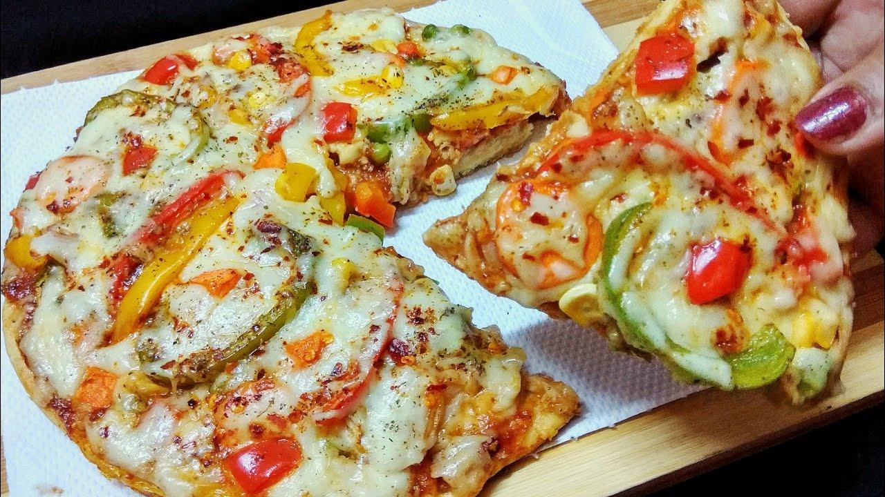 Image result for अपने बच्चों के लिए घर पर ऐसे बनाएं रोटी पिज़्ज़ा