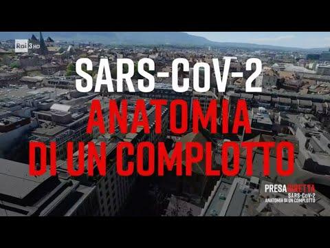 Sars-Cov2 anatomia di un complotto - PresaDiretta 29/03/2021