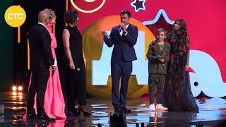 Церемония награждения премии «Дай пять»