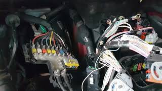 Citroen C4 Picasso 2008 Engine ABS ESP EPB Gearbox faults... Fault finding and repair.