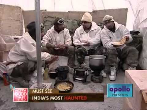 Indian Army Training and Living on Siachen Glacier - part 2