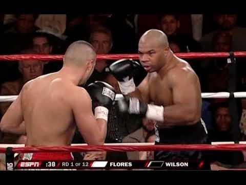 2008-02-08 BJ Flores vs Darnell Wilson [USBA Title]
