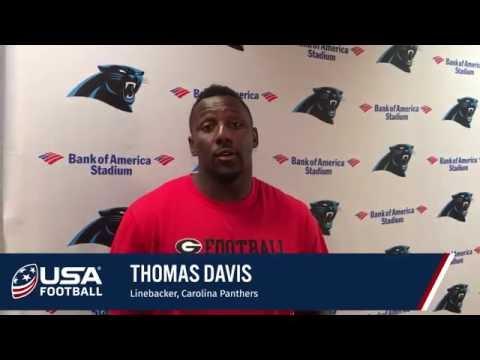 Thanks Coach - Thomas Davis