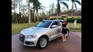 SOLD 2013 Audi Q5 Quattro - only 24,900 Miles - for sale by Autohaus of Naples, 239-263-8500