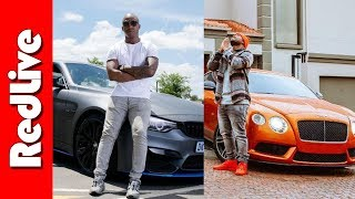 10 South African Celebs and their luxurious cars