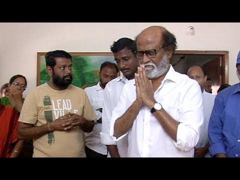 Rajinikanth pay homage to writer Gnani Sankaran, tamil news, news in tamil, redpix