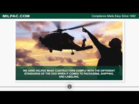 Mil-Pac Technology - The Department of Defense