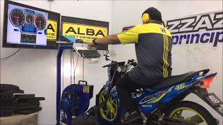 Suzuki Belang R150 - Dyno Test Run