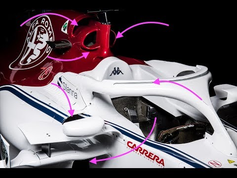 MP30 - Alfa Romeo Sauber's C37... one of 2018's most innovative F1 cars?