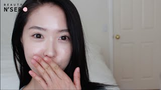 [BeautyNser] TEASER: 3 Mins. Cooling Summer Makeup Tutorial Thumbnail