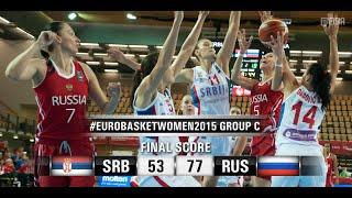 Баскетбол. Сербия - Россия,  15.06.15
