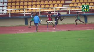 Praise Idamadudu wins women's 400m final at AFN Golden League Ozoro