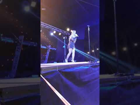 Mónica Sintra ao vivo em Estarreja 2018